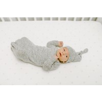 Aden & Anais Snuggle Muts Heather Grey