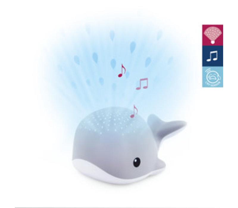 Zazu Wally Light Projector - Grey