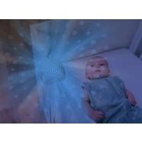 Zazu Wally Light Projector - Blue