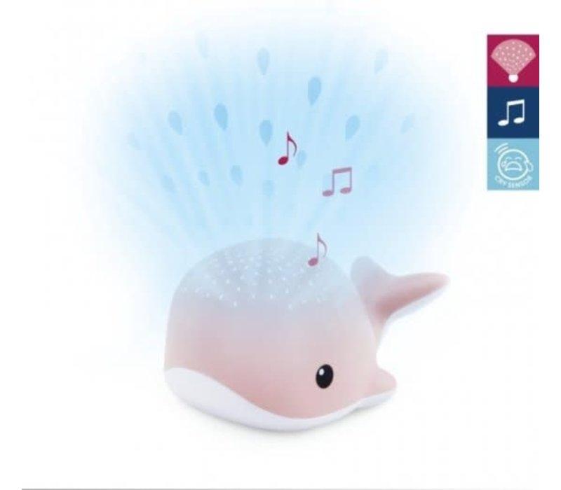 Zazu Wally Light Projector - Pink