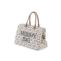Childhome Mommy Bag Groot Canvas Leopard