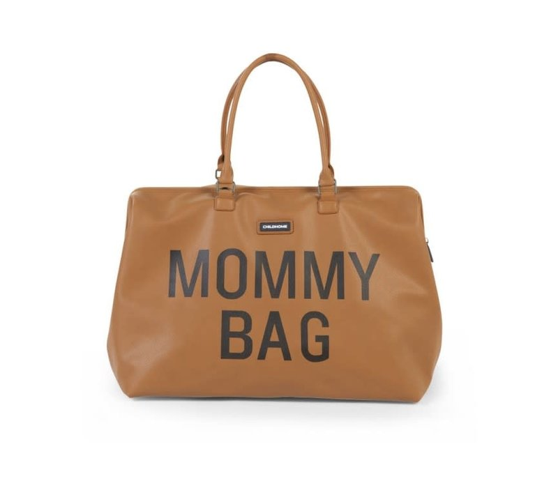 Copy of Childhome Mommy Bag Groot Canvas Leopard