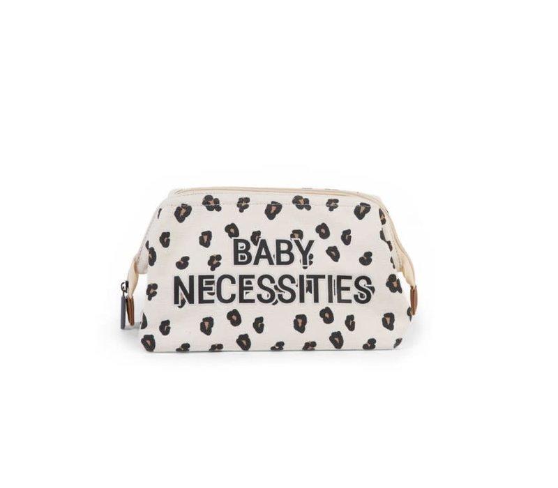 Childhome Baby Necessities Canvas Leopard