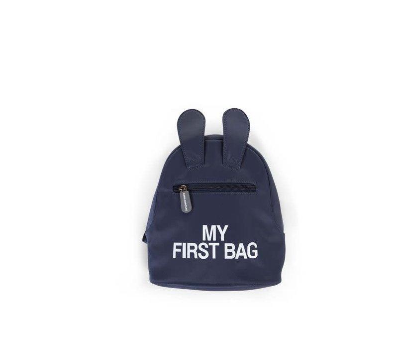 Childhome Rugzak My First Bag Blauw