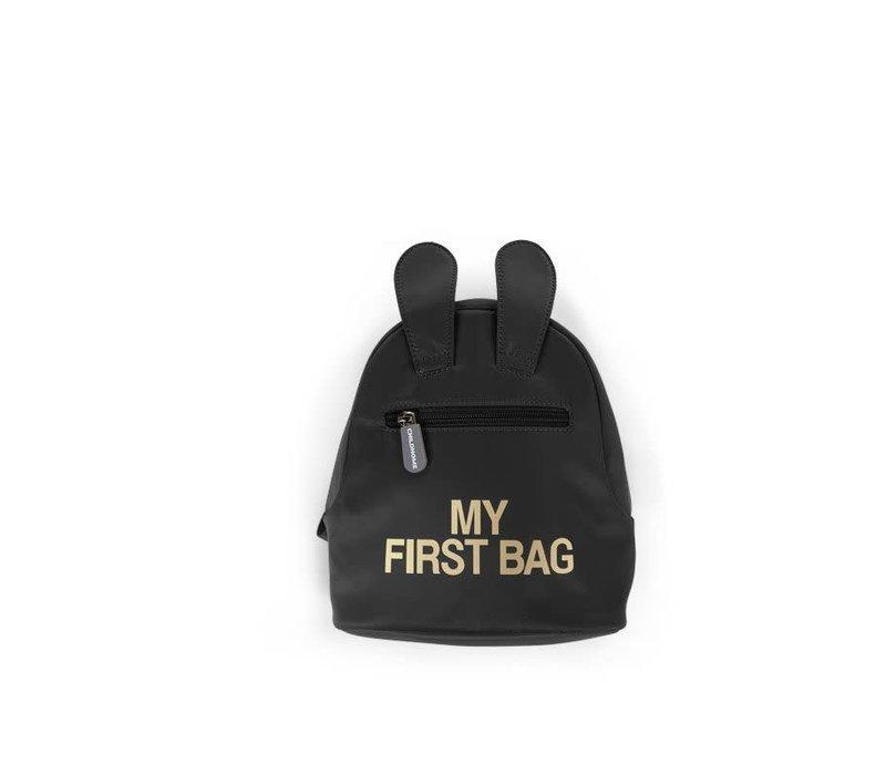 Childhome Rugzak My First Bag Zwart