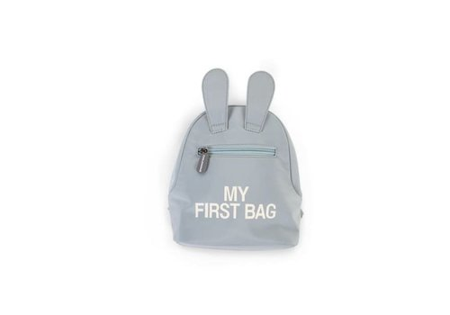 Childhome Childhome Rugzak My First Bag Grijs