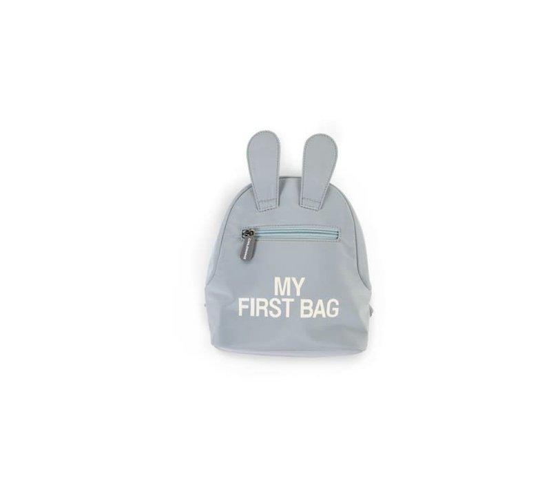 Childhome Rugzak My First Bag Grijs