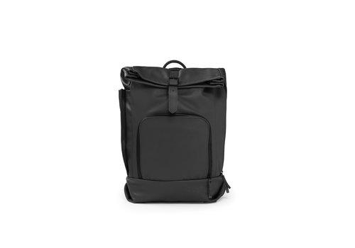 Dusq Dusq Family Bag Leather Night Black