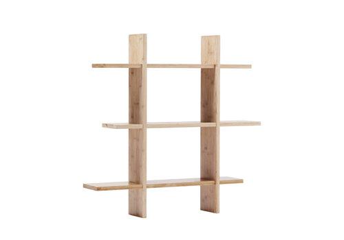 Kids Concept Kids Concept Wandplank Bamboo