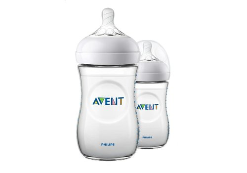 Avent Avent Natural 2.0 Zuigfles 260 ml Duo