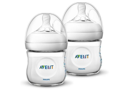 Avent Avent Natural 2.0 Zuigfles 125 ml Duo