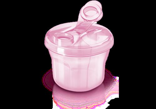 Avent Avent Melkpoederverdeeldoos Roze