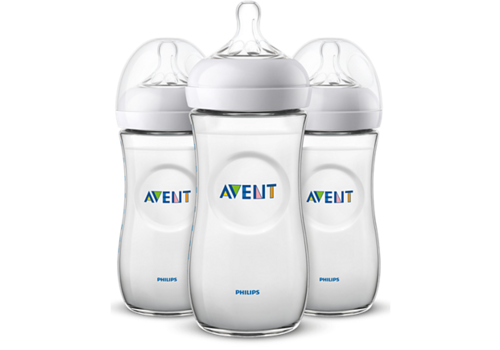 Avent Avent Natural 2.0 Zuigfles 330 ml Trio