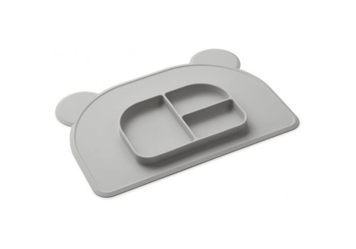 Liewood Liewood Olivier Placemat Dumbo Grey