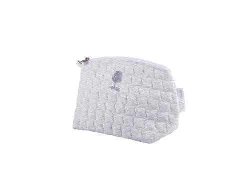 Theophile & Patachou Theophile & Patachou Toilettas - Gewatteerd Soft Grey