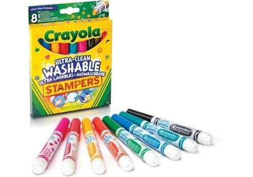 Crayola Crayola Stempelstiften 8 st.