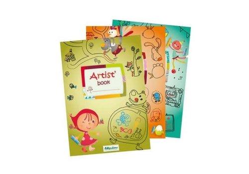 Lilliputiens Lilliputiens Artist Book