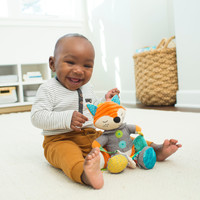 Infantino Activiteitenspeelgoed Vos