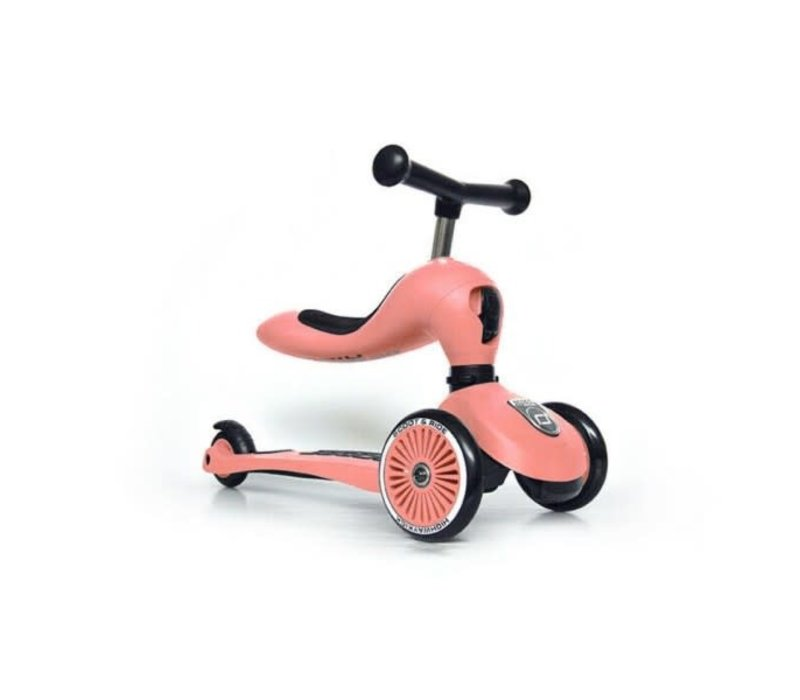 Scoot And Ride Loopfiets - Step Peach