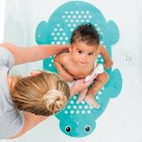 Infantino - Bath - 2 in 1 Mat & Storage Basket