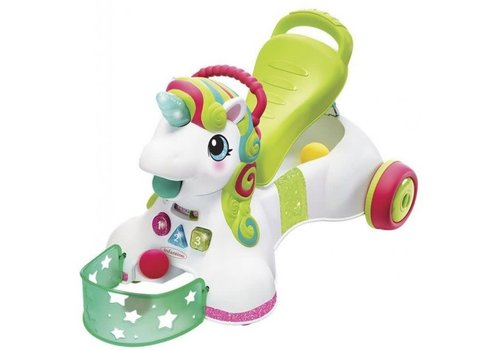 Infantino Infantino Sensory 3 in 1 Ride On Unicorn