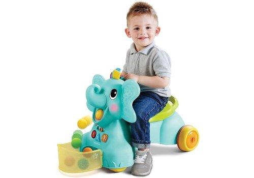 Infantino Infantino Sensory 3 in 1 Ride On Elephant