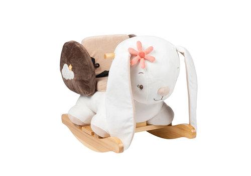 Nattou Nattou Schommelpaard Mia & Basile Konijn