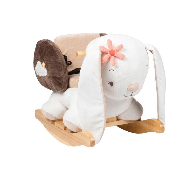 Nattou Schommelpaard Mia & Basile Konijn