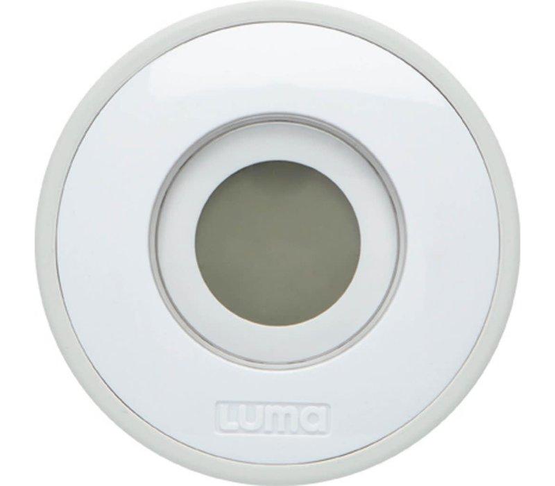 Luma Digitale Badthermometer Licht Grijs