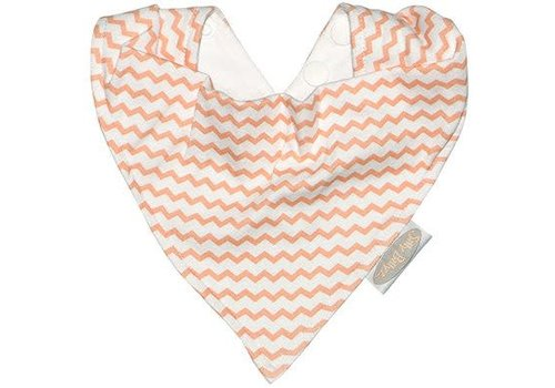 Silly Billyz Silly Billyz Slab Chevron Peach
