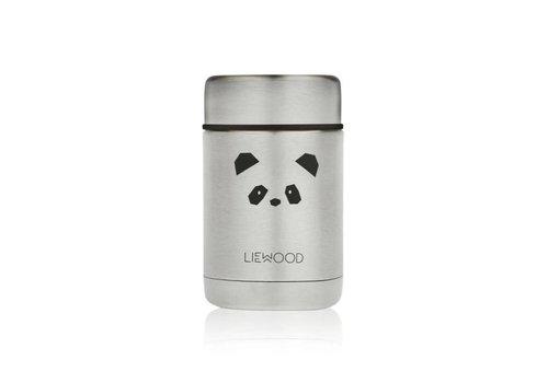 Liewood Liewood Nadja Food Jar Panda Stainless Steel