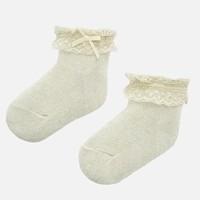 Mayoral Dressy socks Golden