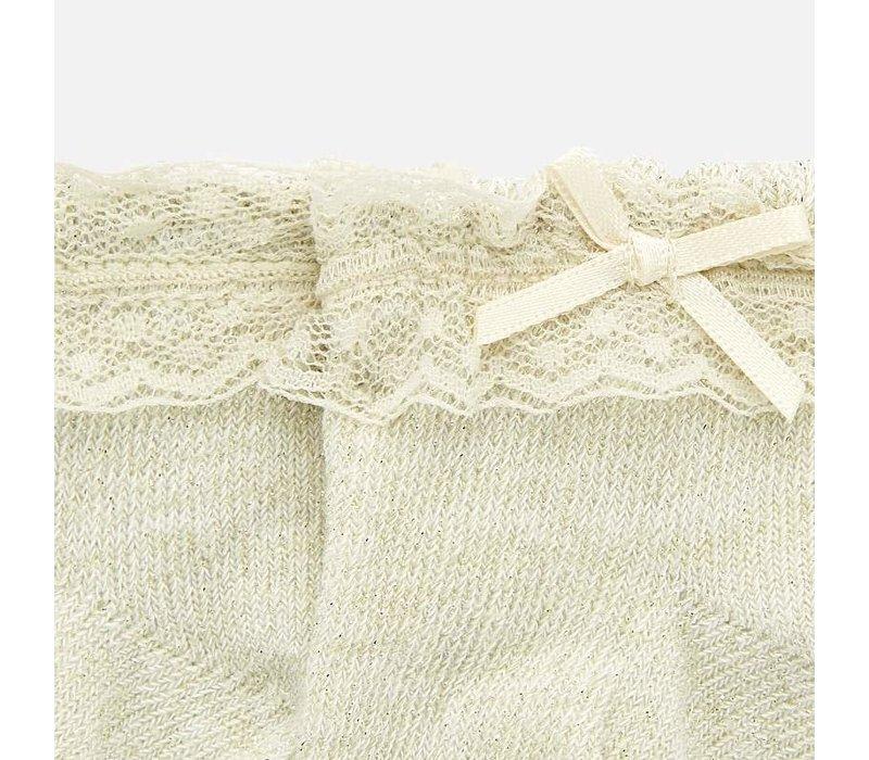 Dressy socks Golden