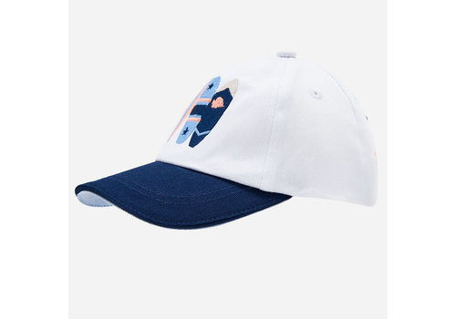 Mayoral Surf hat White