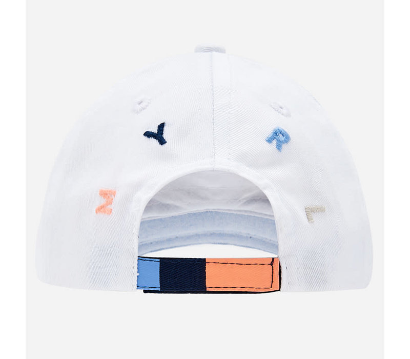 Mayoral Surf hat White