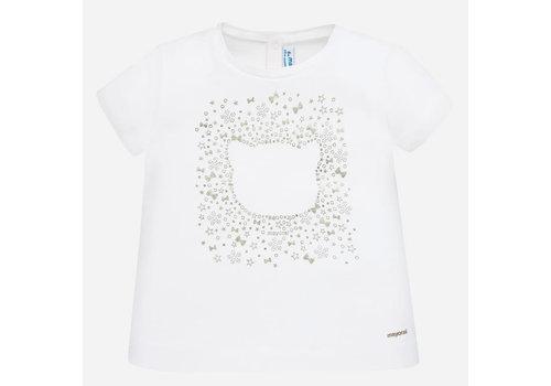 Mayoral Mayoral Basic s/s t-shirt White