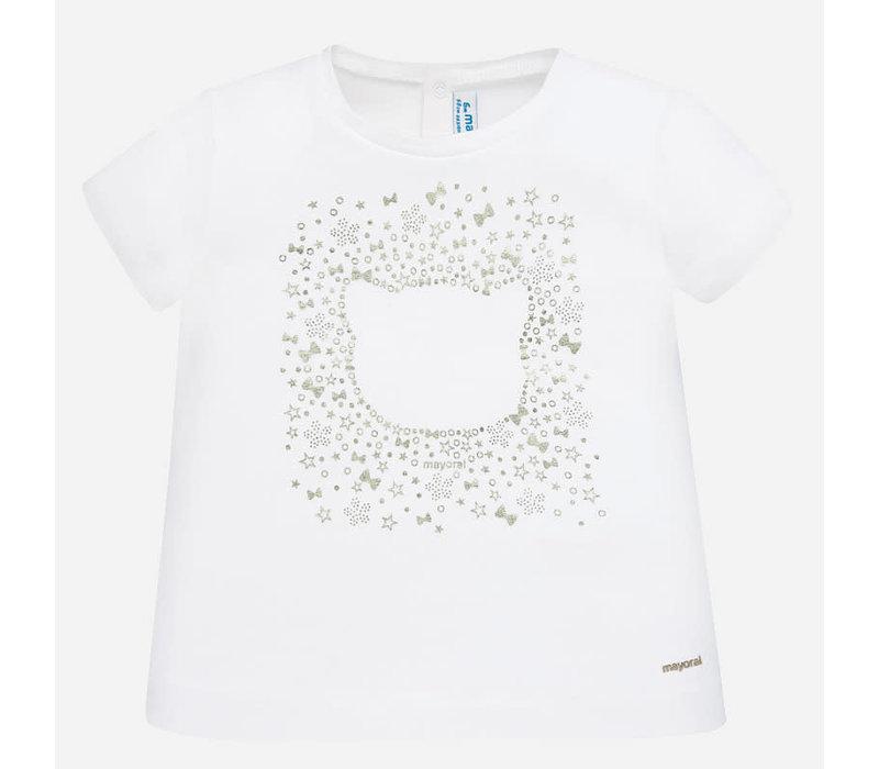 Basic s/s t-shirt White