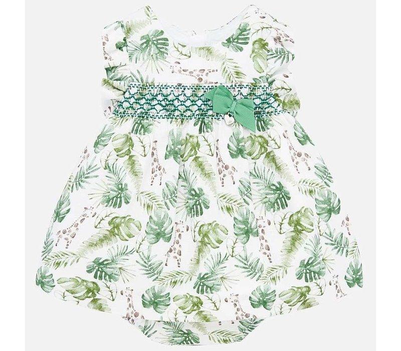 Dress with smock Amazon