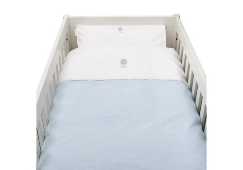 Theophile & Patachou Theophile & Patachou Donsovertrek Bed + Sloop 100 x 135 Sweet Blue