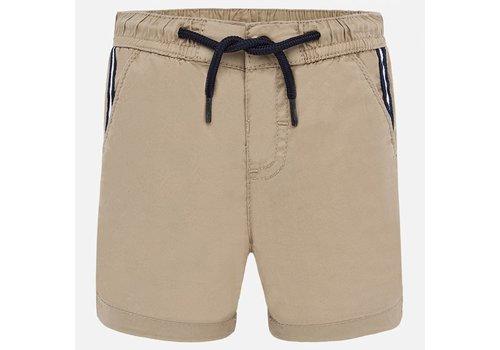 Mayoral Mayoral Chino shorts with pockets Ocher