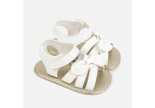 Mayoral Mayoral Dress sandals White