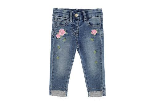 Monnalisa Monnalisa Pantaloni Soft Jeans Vintage