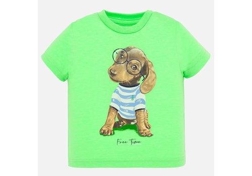 Mayoral Mayoral Animal t-shirt s/s Apple