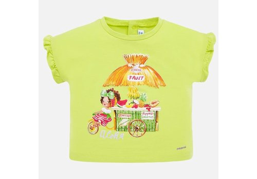 Mayoral Mayoral S/s t-shirt Pistachio