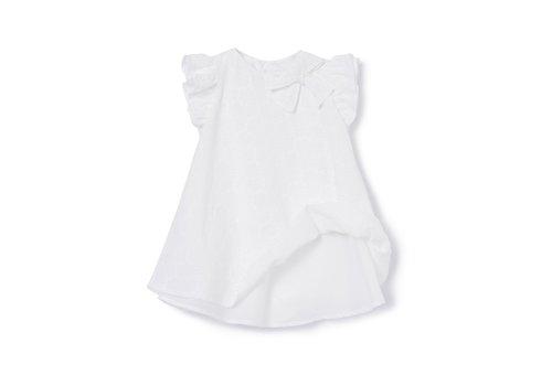 Il Gufo Il Gufo Dress S/Swhite P20VM581C5041