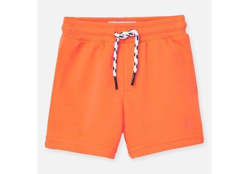 Mayoral Mayoral Basic fleece shorts Neon mango