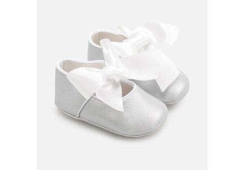 Mayoral Mayoral Mary Jane Shoes Lazada Ceremo Silver
