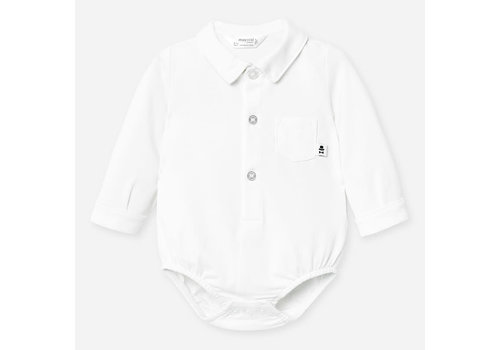 Mayoral Mayoral L/s shirt body White