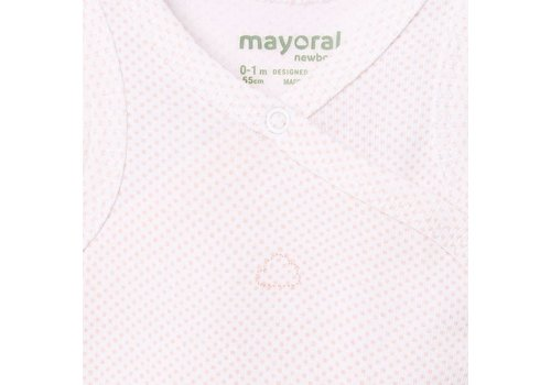 Mayoral Mayoral Body Baby Rose