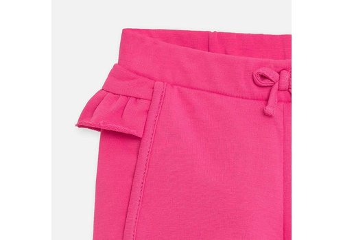Mayoral Mayoral Ruffled shorts Fuchsia